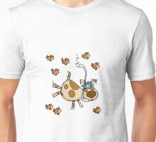 Snorkel Doggy Unisex T-Shirt