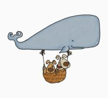 Whale Balloon Doggies by Corrie Kuipers