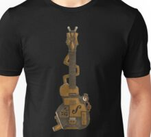 Steam powered Guitar Unisex T-Shirt