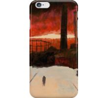 A Preston sunrise iPhone Case/Skin