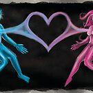 Align Love Heart by Melisa Fales