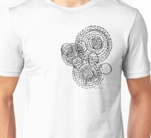 LINEart T-shirt: Fish EYE. Unisex T-Shirt