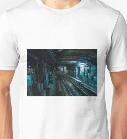 Tunnel to Hell Unisex T-Shirt