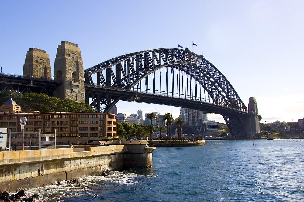 Sydney Harbour Bridge by Martin Pot