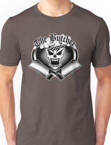 "Butcher Skull 2.1: ""The Butcher"" Unisex T-Shirt"