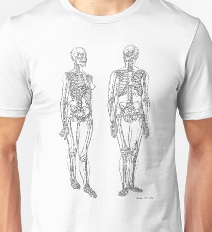 LINEart T-shirt : Adapter and Filter Unisex T-Shirt