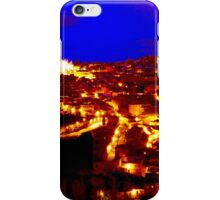 Toledo at dusk iPhone Case/Skin