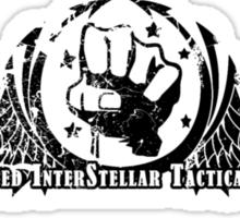 F.I.S.T.S Sticker