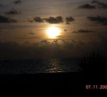 Stormy Sunset by Vigo02