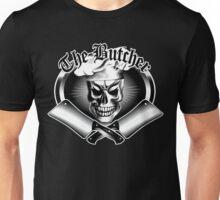 Butcher Skull 3: The Butcher Unisex T-Shirt