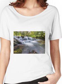 Mountian Water Women's Relaxed Fit T-Shirt