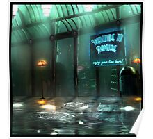 Bioshock: Welcome to Rapture Poster