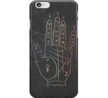 Palmistry iPhone Case/Skin