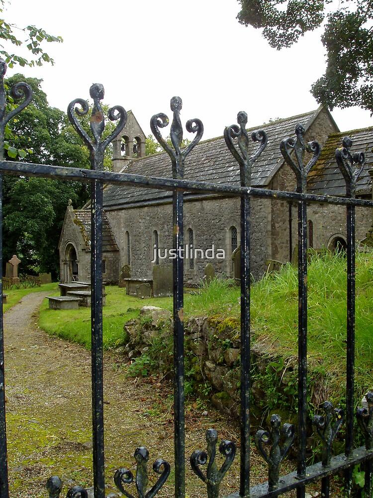 Church in Yorkshire by justlinda