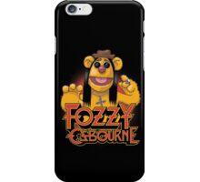Fozzy Osbourne  iPhone Case/Skin