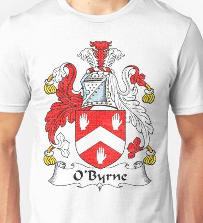 O'byrne Family Crest Unisex T-Shirt