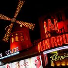 Moulin Rouge by Adrian Richardson