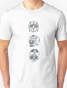 Mexican Sugar Skulls T-Shirt