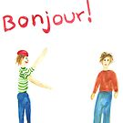 Bonjour! by John Douglas