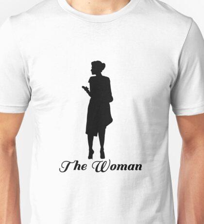'The Woman' - Irene Adler Unisex T-Shirt