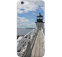 Marshall Point Lighthouse iPhone Case/Skin