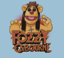 Fozzy Osbourne  by DeepFriedArt