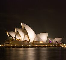 Sydney Opera House by Ben Ng