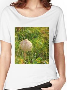 White Toadstool 8 Women's Relaxed Fit T-Shirt