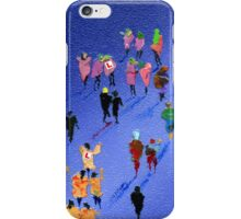 Hen Night by Neil McBride iPhone Case/Skin
