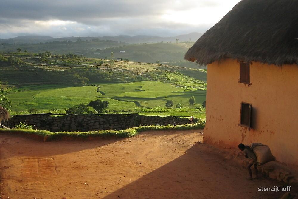 Malagasy morning by stenzijthoff