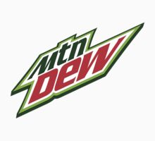Do the Dew Shirts & Stickers Old School by 8675309