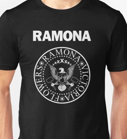 Ramona - White Unisex T-Shirt