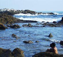 Laguna Beach by Debbie Buckner