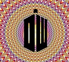 Doctor Who Trip by Banarn