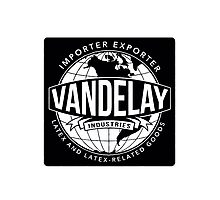 Vandelay Industries Shirts and Stickers Photographic Print