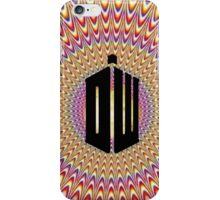 Doctor Who Trip iPhone Case/Skin