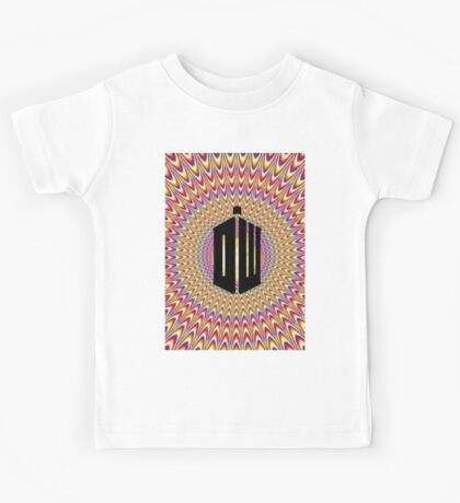 Doctor Who Trip Kids Tee
