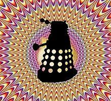 Dalek Trip by Banarn