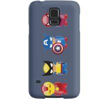 SUPERHEROES Samsung Galaxy Case/Skin