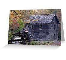 Mingus Mill Greeting Card