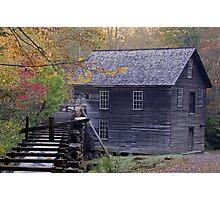 Mingus Mill Photographic Print