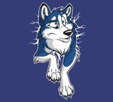 STUCK Husky Blue by tanidareal