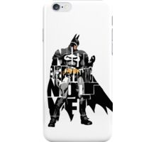 Batman - The Dark Knight iPhone Case/Skin