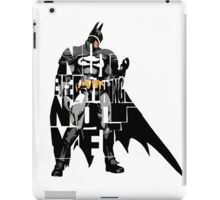 Batman - The Dark Knight iPad Case/Skin