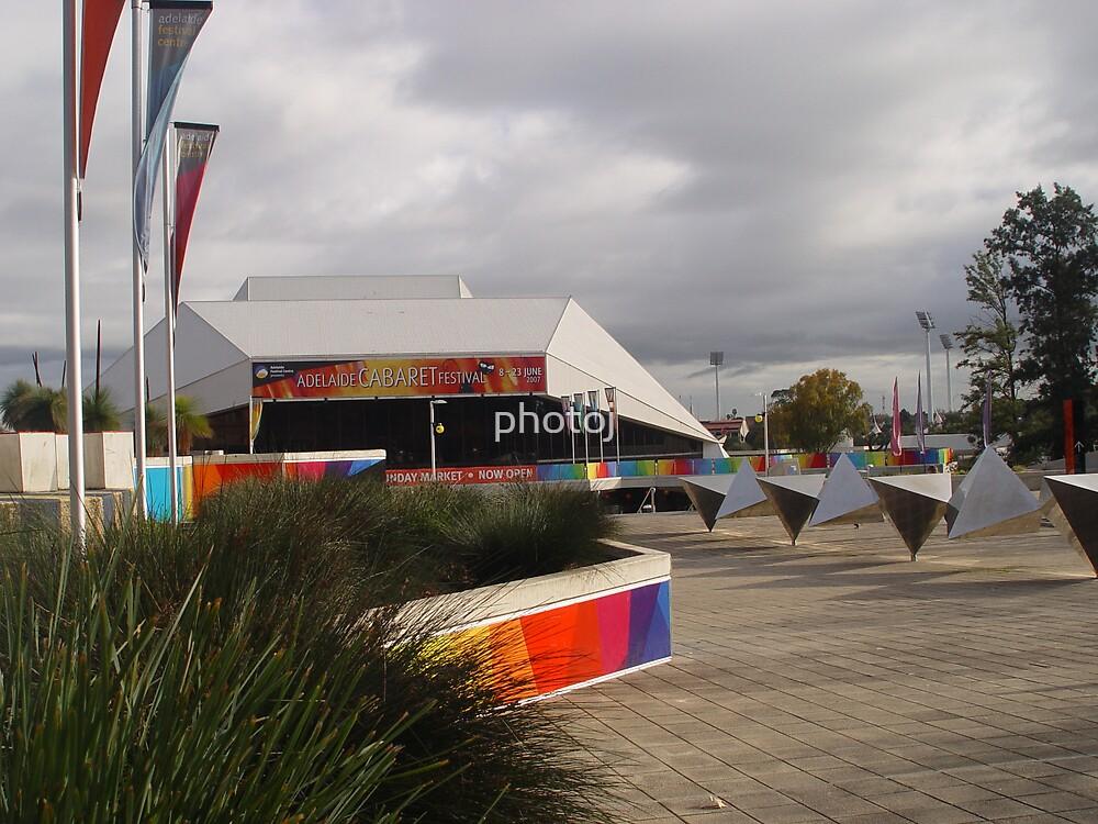 photoj S.A. Adelaide Festival Theatre by photoj