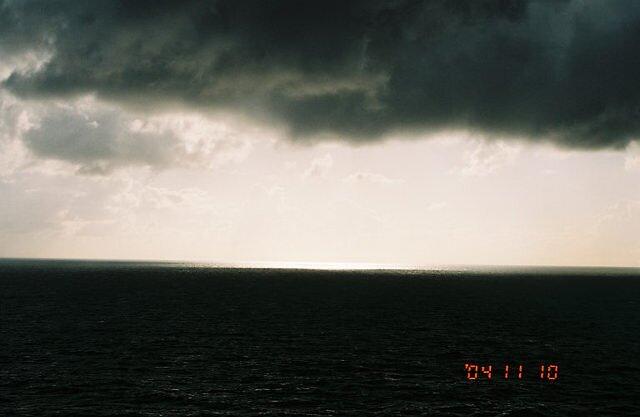 black ocean by sillumgungfu
