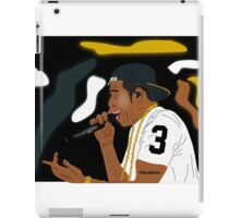 Jay Z- The Performance iPad Case/Skin