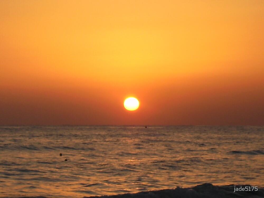 Sunrise in Crete by jade5175