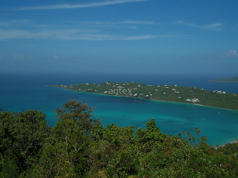 Peaceful bay by agtex