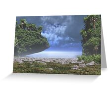 Rocky Shore 2 Greeting Card